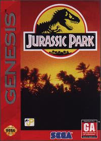 Jurassic Park - Off the Charts Video Games