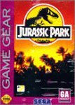 Jurassic Park Game Gear Game Off the Charts