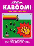 Kaboom Atari 2600 Game Off the Charts