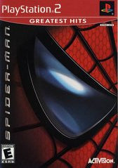 Spiderman Playstation 2 Game Off the Charts