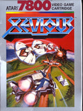 Xevious Atari 7800 Game Off the Charts
