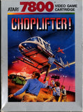 Choplifter! Atari 7800 Game Off the Charts