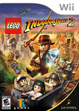 Lego Indiana Jones 2: The Adventure Continues Wii Game Off the Charts