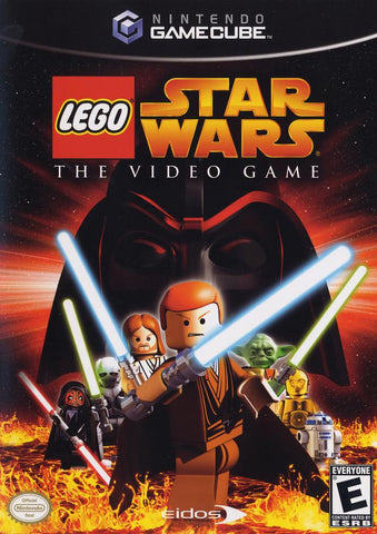 Lego Star Wars Nintendo Gamecube Game Off the Charts