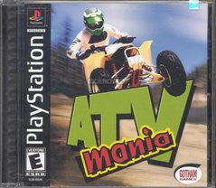 ATV Mania Playstation Game Off the Charts