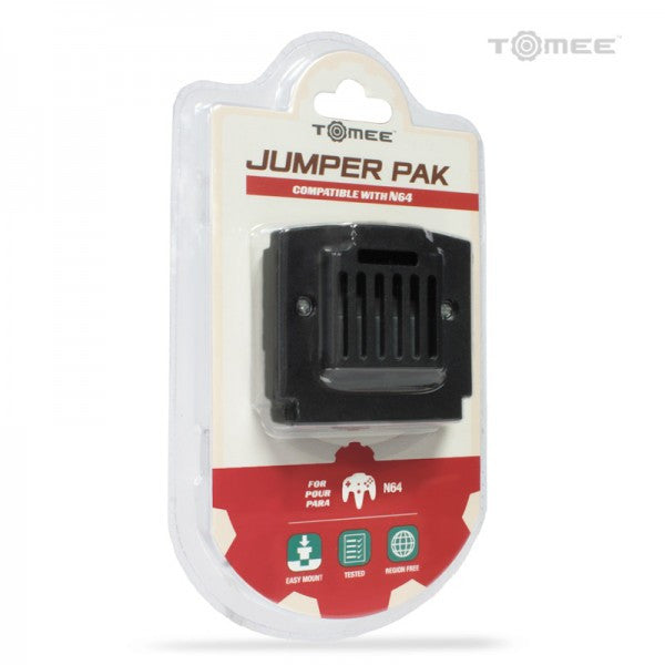 Nintendo 64 Replacement Jumper Pak