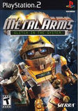Metal Arms Glitch in the System Playstation 2 Game Off the Charts