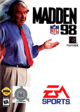 Madden '98 Sega Genesis Game Off the Charts