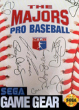 The Majors Pro Baseball Game Gear Game Off the Charts