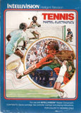 Tennis - Off the Charts Video Games