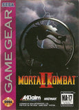 Mortal Kombat II Game Gear Game Off the Charts
