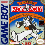 Monopoly Game Boy Game Off the Charts