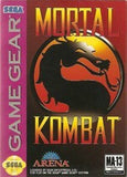 Mortal Kombat Game Gear Game Off the Charts
