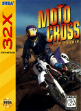Motocross Championship Sega 32x Game Off the Charts