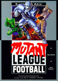 Mutant League Football Sega Genesis Game Off the Charts