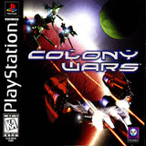 Colony Wars Playstation Game Off the Charts