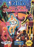 NBA All Star Challenge Sega Genesis Game Off the Charts