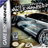 Need For Speed Most Wanted Game Boy Advance Game Off the Charts