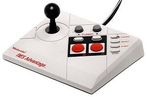 Nintendo NES Advantage Joystick Nintendo NES Accessory Off the Charts
