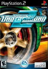 Need for Speed Underground 2 Playstation 2 Game Off the Charts
