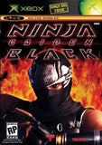 Ninja Gaiden Black Xbox Game Off the Charts