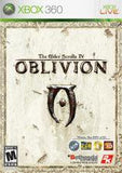 The Elder Scrolls IV: Oblivion Xbox 360 Game Off the Charts