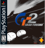 Gran Turismo 2 Playstation Game Off the Charts