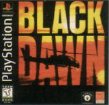 Black Dawn Playstation Game Off the Charts