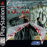 Clock Tower Playstation Game Off the Charts