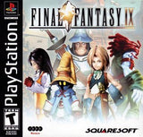 Final Fantasy IX - Off the Charts Video Games