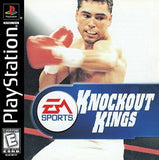 Knockout Kings Playstation Game Off the Charts