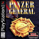 Panzer General Playstation Game Off the Charts