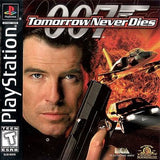007 Tomorrow Never Dies Playstation Game Off the Charts