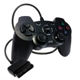 Old Skool Double-Shock 2 Playstation 2 Controller Playstation 2 Accessory Off the Charts