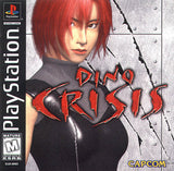 Dino Crisis Playstation Game Off the Charts