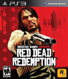 Red Dead Redemption Playstation 3 Game Off the Charts