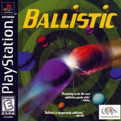 Ballistic Playstation Game Off the Charts