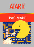 Pac-Man Atari 2600 Game Off the Charts