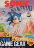 Sonic the Hedgehog Game Gear Game Off the Charts