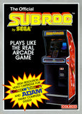 Subroc - Off the Charts Video Games