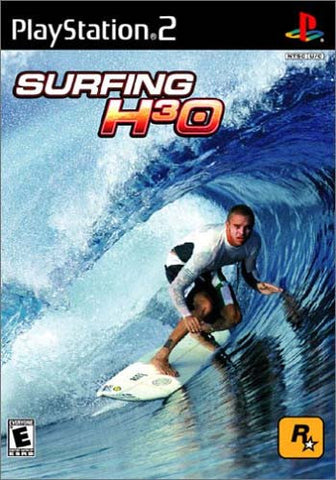 Surfing H30 Playstation 2 Game Off the Charts