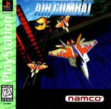 Air Combat Playstation Game Off the Charts