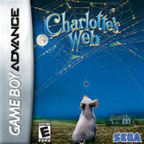 Charlotte's Web Game Boy Advance Game Off the Charts