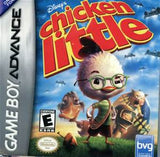 Chicken Little Game Boy Advance Game Off the Charts