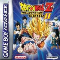 Dragonball Z: The Legacy Of Goku II - Off the Charts Video Games