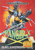 Ranger X Sega Genesis Game Off the Charts