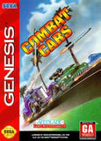Combat Cars Sega Genesis Game Off the Charts