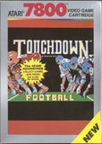 Touchdown Football Atari 7800 Game Off the Charts