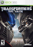 Transformers The Game Xbox 360 Game Off the Charts