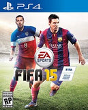 FIFA 15 Playstation 4 Game Off the Charts